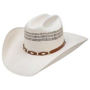 Stetson Straw Cowboy Hat - Billy